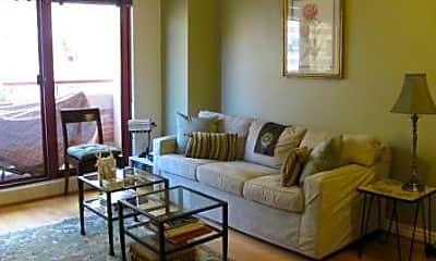 Living Room, 2301M N St NW, 0