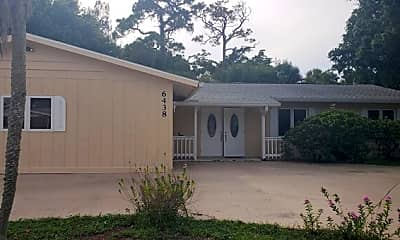 Building, 6438 Colonial Dr, 1