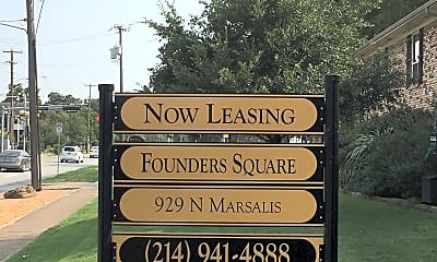 Founders Square (fka Marsalis Apartments), 1