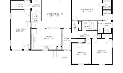 Building, 4217 Heatherstone Dr, 2