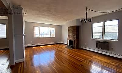 Living Room, 166 Webster St, 2