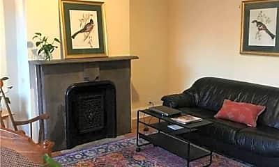 Living Room, 425 E 117th St, 0