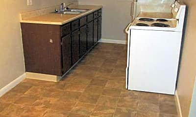 Kitchen, Stonebrook Apartments, 2
