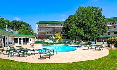 Pool, 10411 Cedar Lake Rd, 1
