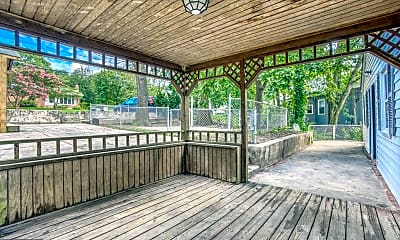 Patio / Deck, 7920 Shirley Ave A, 1