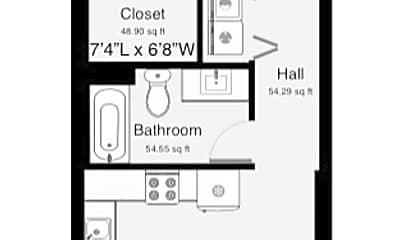 Bedroom, 820 N Sprigg St, 2