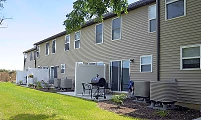Building, Grace Meadows Apartments, 2