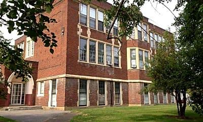 Building, 406 E 8th St, 0