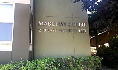 Mabuhay Court Apartments, 1