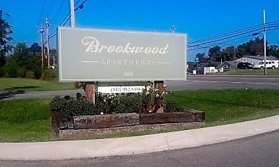 Brookwood Apartments, 1