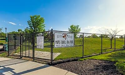 Community Signage, Maple Knoll, 2