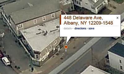Community Signage, 448 Delaware Ave, 2
