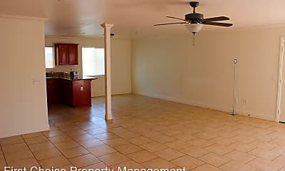 Living Room, 413 E 116th St, 1
