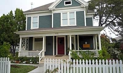 Building, 405 Kipling St, 0