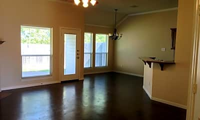 Living Room, 436 Park Place Drive, 1