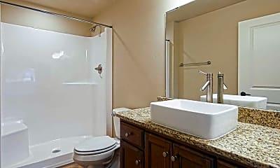 Bathroom, The Preserve, 2