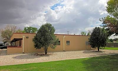 Building, Casa DeLaFlor Sr., 1