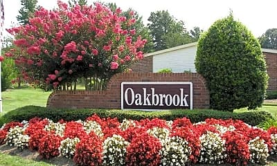 Landscaping, Oakbrook Apartments, 1