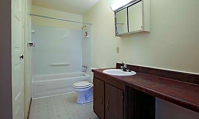 Bathroom, Winding Hills, 2