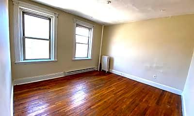 Bedroom, 55 Park Drive Apartments, 2