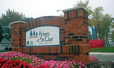 Arbors at St. Clair, 2