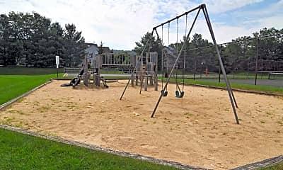 Playground, Peachtree Village, 2