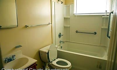 Bathroom, 610 Bluford St, 2