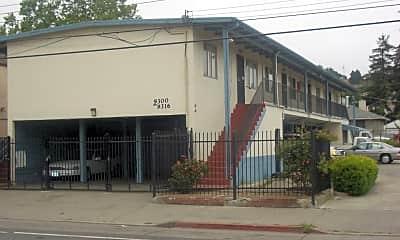 Building, 9300 Bancroft Ave, 0