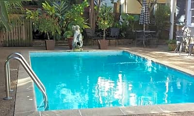 Pool, 1220 Chartres St, 1