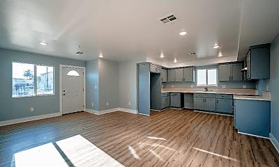 Living Room, 714 1/2 Wilmington Blvd, 1