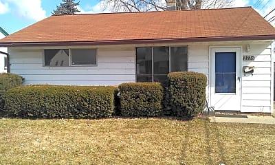 Building, 2726 Margaret St, 2