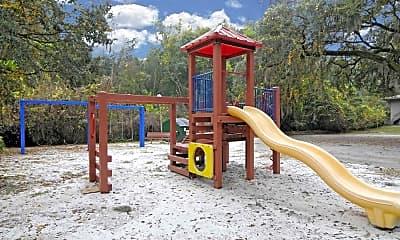 Playground, Tree House, 2