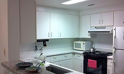 Kitchen, 2301M N St NW, 1
