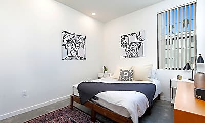Bedroom, The Jackson North Park, 2