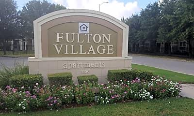 Fulton Village, 1