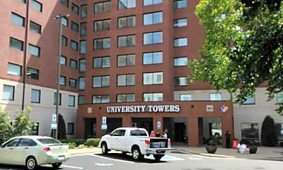 University Towers, 1