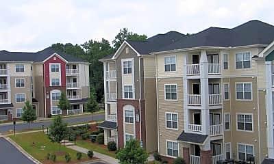 Building, South Oak Crossing Apartments, 1