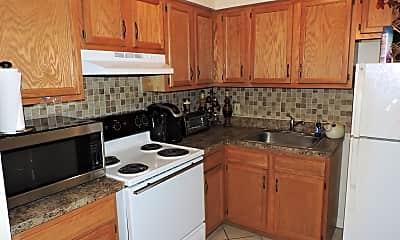 Kitchen, Fountain Terrace Apartments, 1