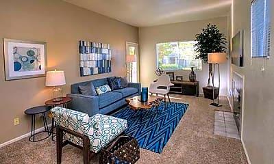 Living Room, Autumn Oaks, 0