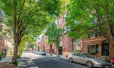 Building, 1720 Lombard St 308, 1