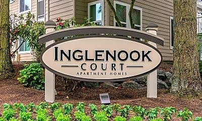 Community Signage, Inglenook Court Apartments, 1