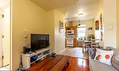 Living Room, 626 S 19th St 3F, 1
