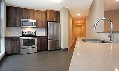 Kitchen, 100 Marshall St 205, 1