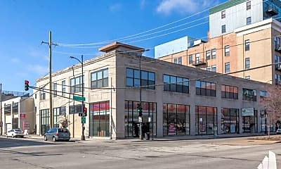 Building, 100 S Ashland Ave, 0