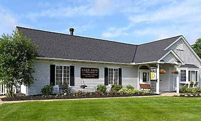 Leasing Office, Lake Park Village, 0