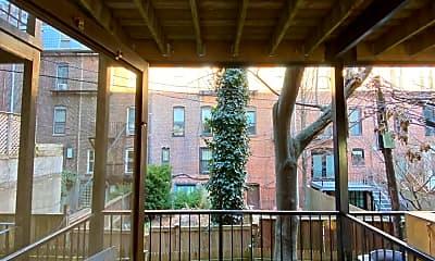 Patio / Deck, 63 Clarendon St, 0