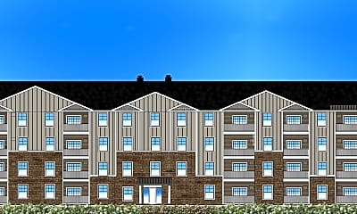 Building, Timber Ridge Luxury Apartments, 2