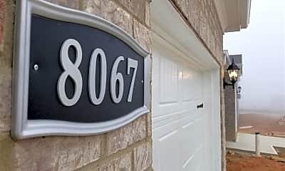 Community Signage, 8067 Hagood St, 1