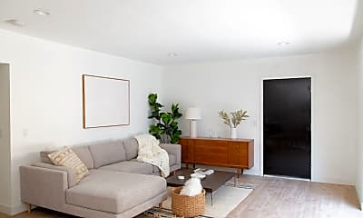 Living Room, 4938 Rosewood Ave, 1