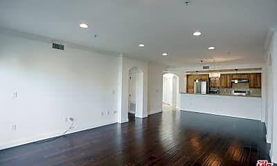 Living Room, 1845 Federal Ave PH401, 0